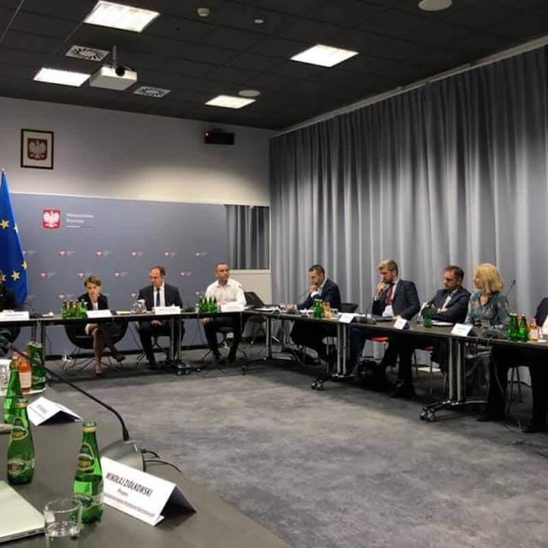 Spotkanie w Ministerstwie Rozwoju zwroty dla klientów