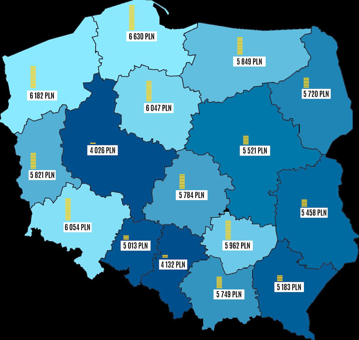 Wakacje.pl wartość rezerwacji