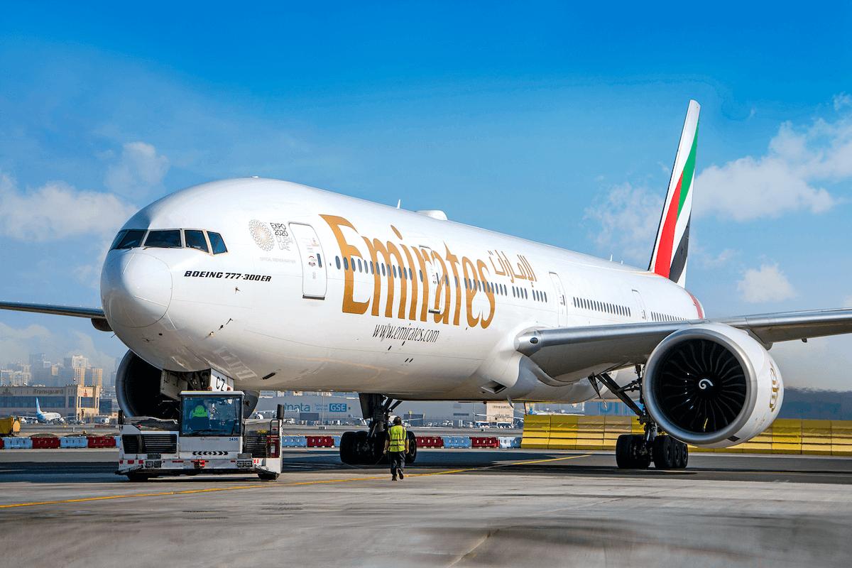Emirates wracają do Maroka