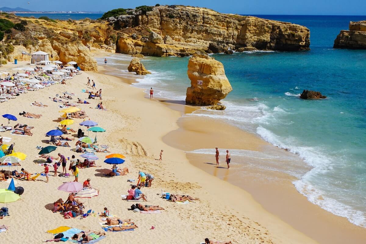 Portugalia turystyki zagranicznej