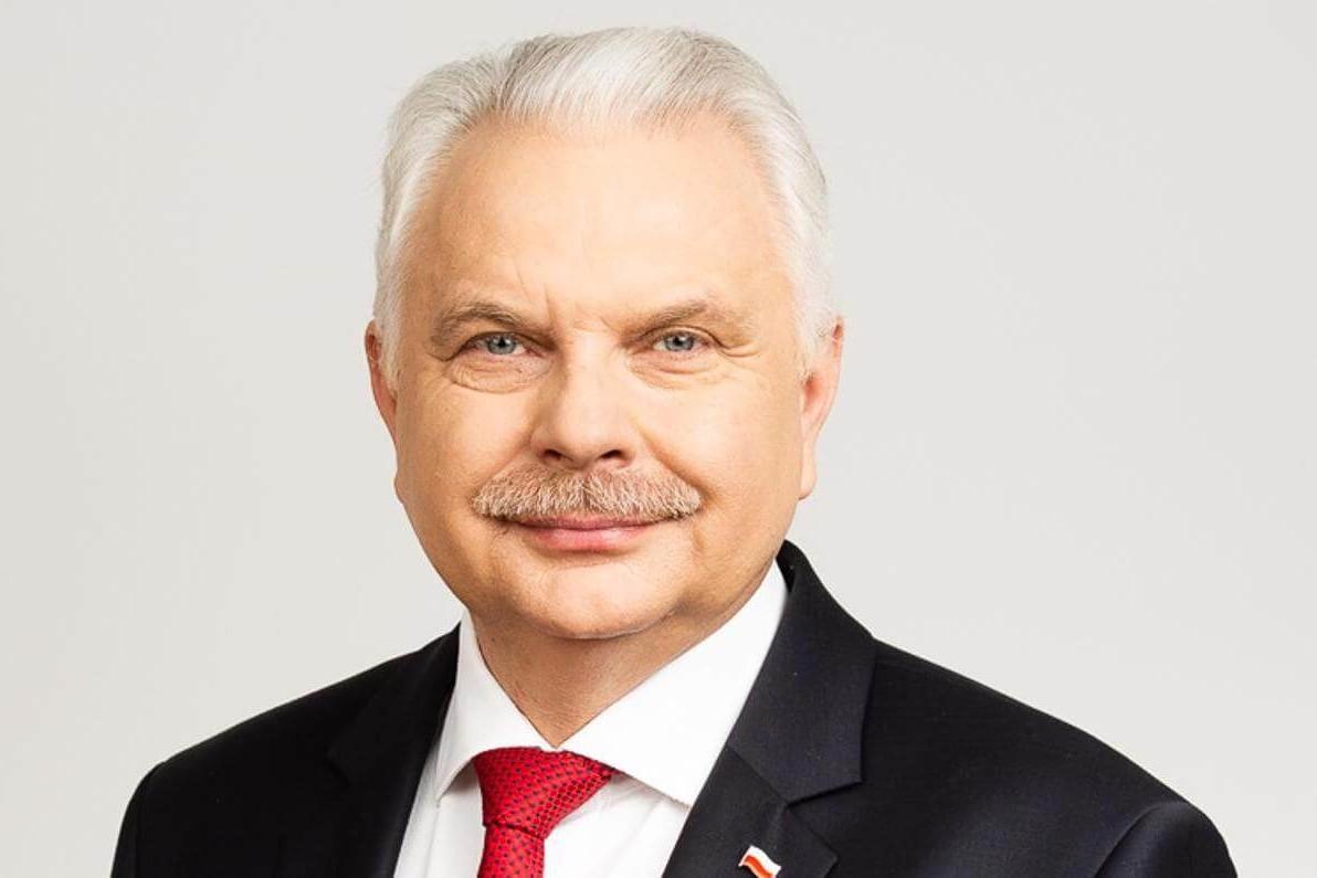 Waldemar Kraska, wiceminister zdrowia