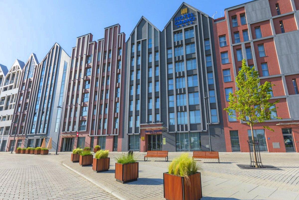Gdański hotel z wyróżnieniem