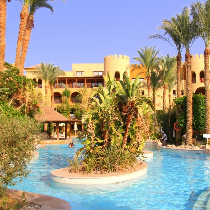Hurghada Macadi Bay w Egipcie