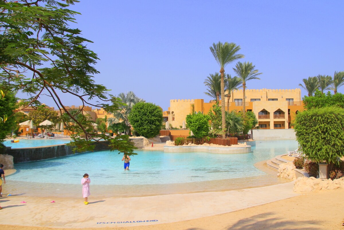 Hotel Sunwing w Macadi Bay w Egipcie