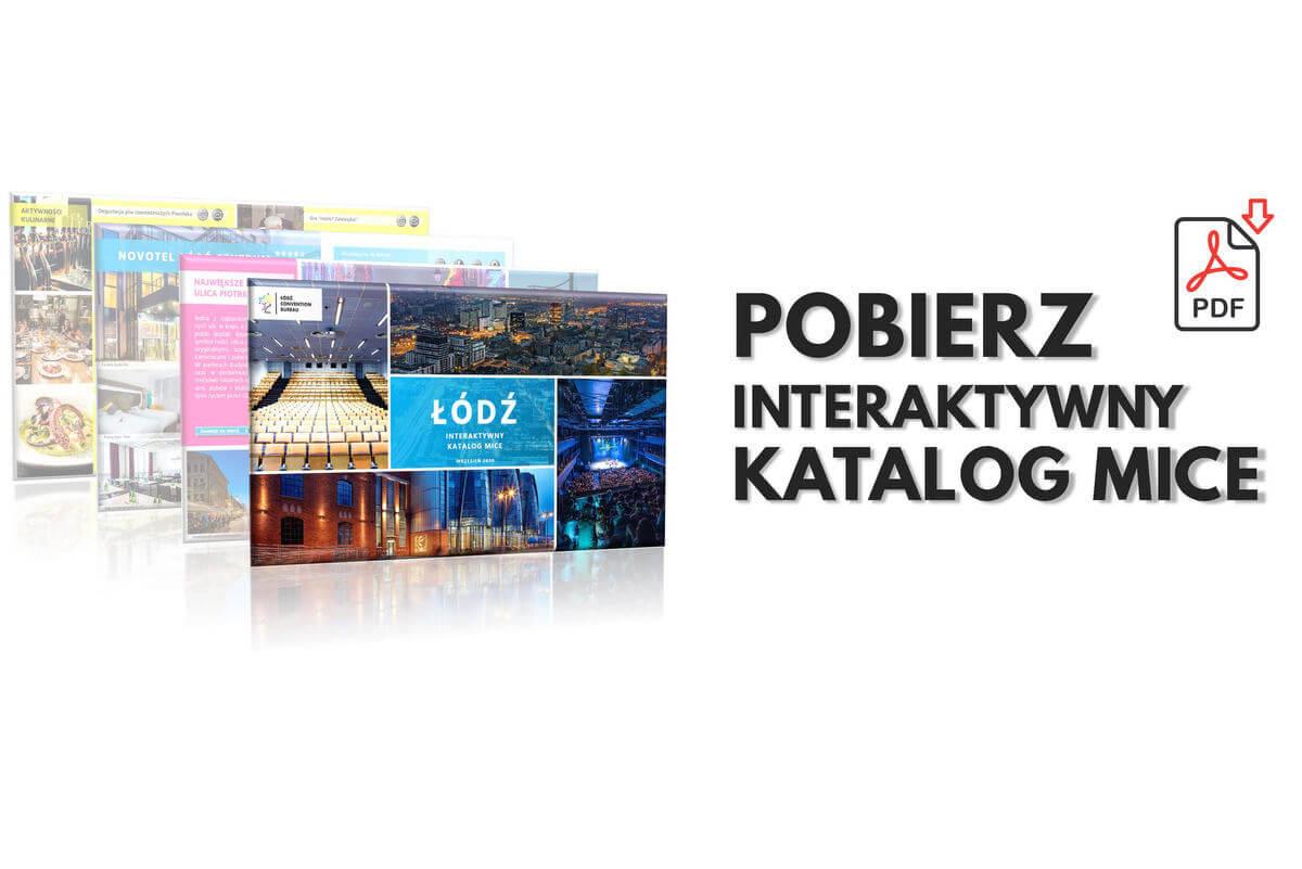Katalog interaktywny MICE w Łodzi