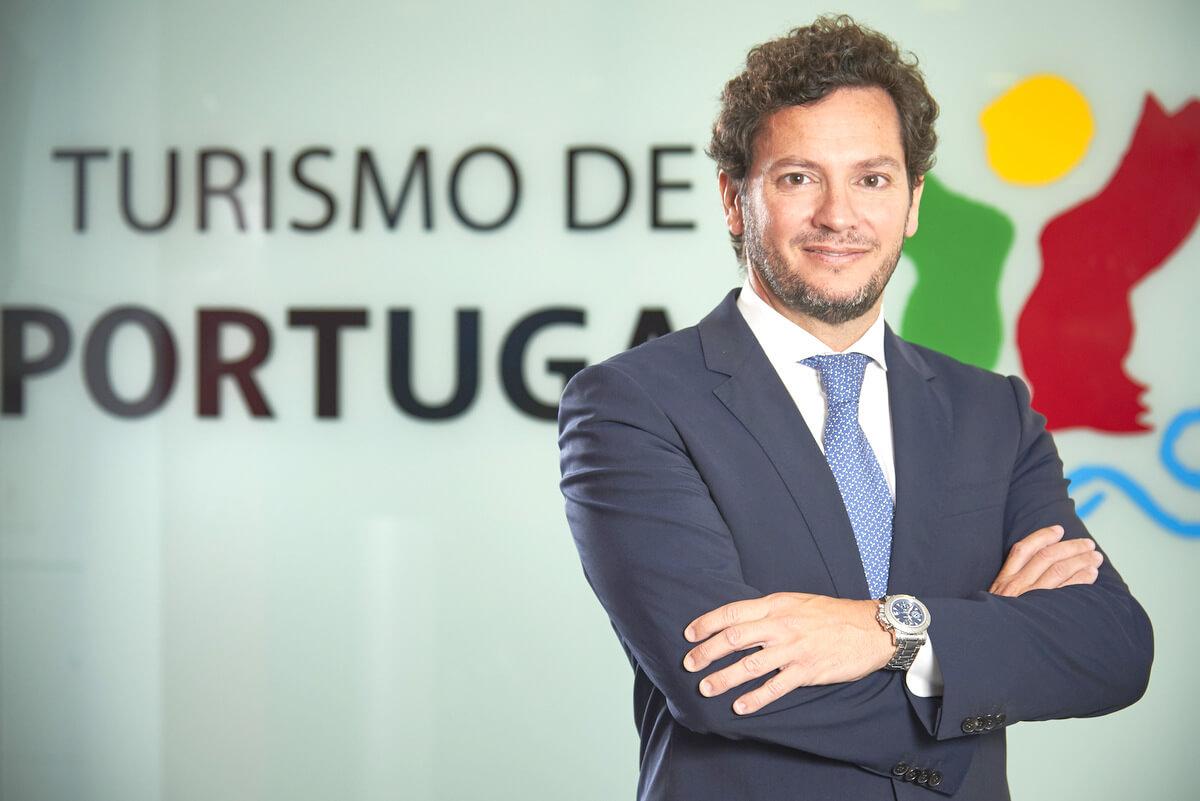 Luís Araújo, Prezydent Turismo de Portugal szefem ETC