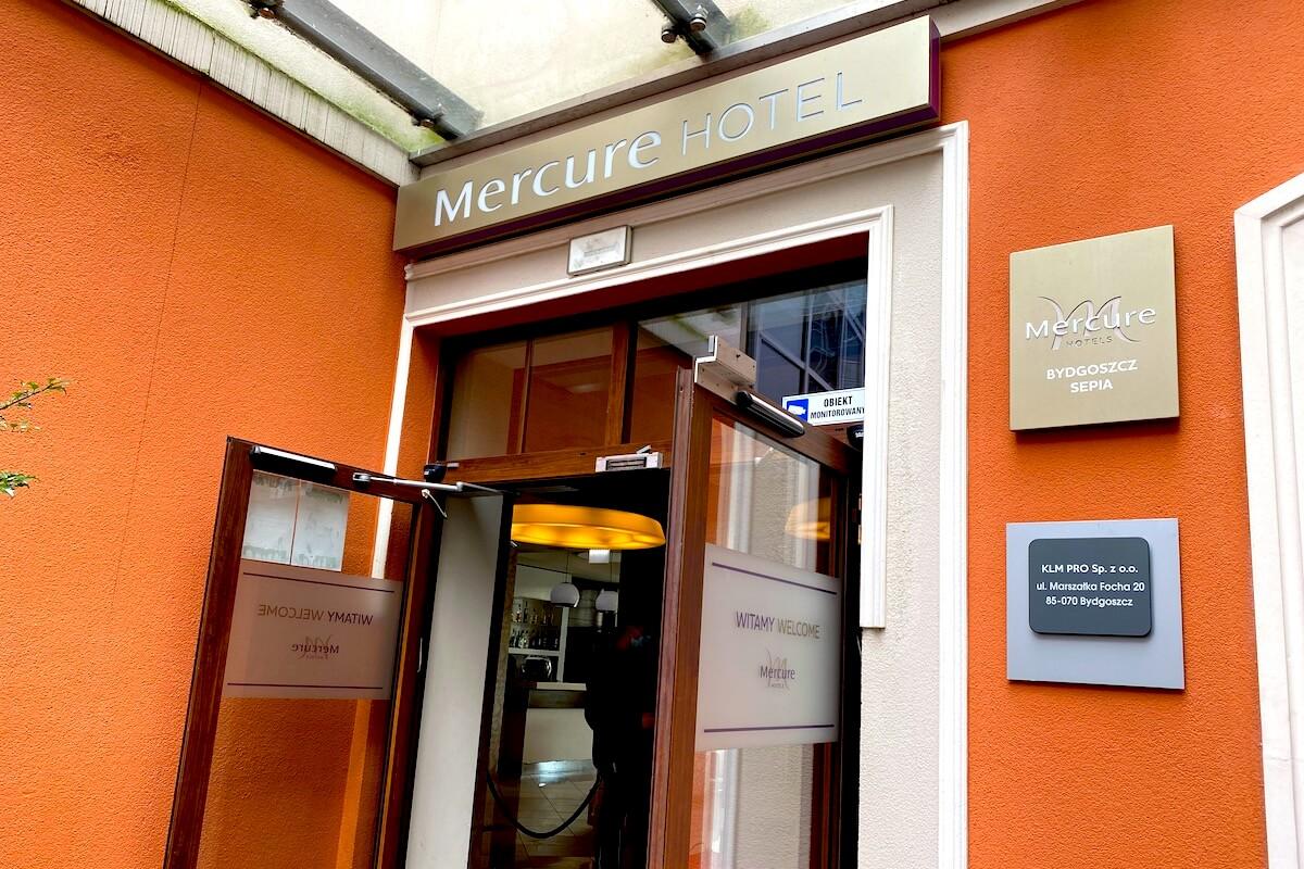Mercure Hotel Sepia w Bydgoszczy