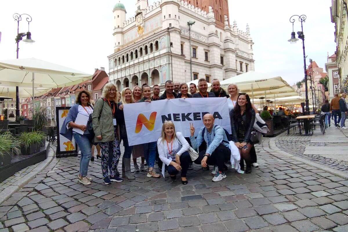 Agenci Nekera w Poznaniu
