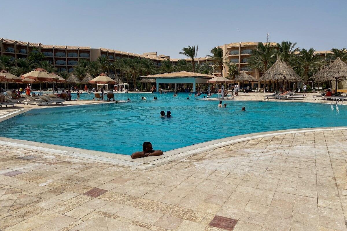 Siva Grand Beach w Hurghadzie
