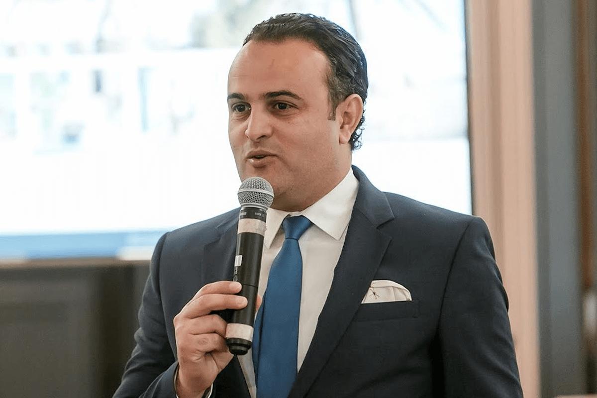 Ahmed Meddeb, dyrektor Tunezyjskiego Urzędu ds. Turystyki w Polsce
