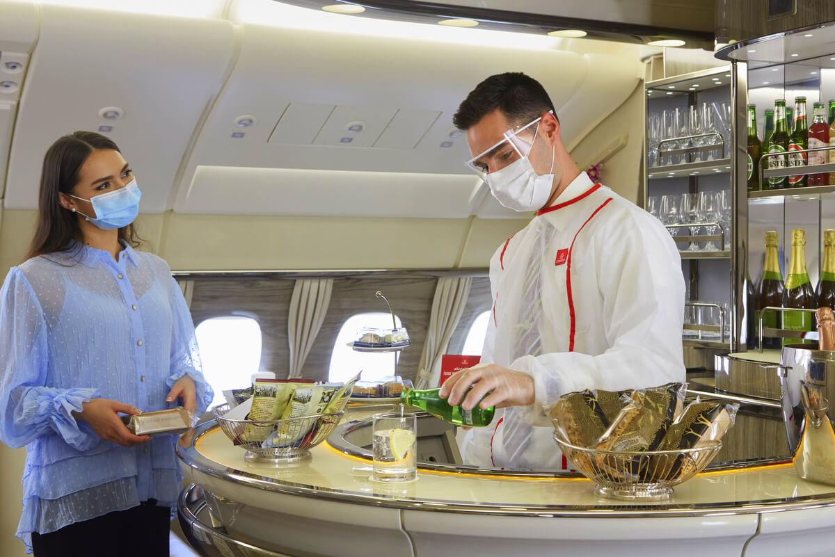 Wracają wygody w samolotach Emirates