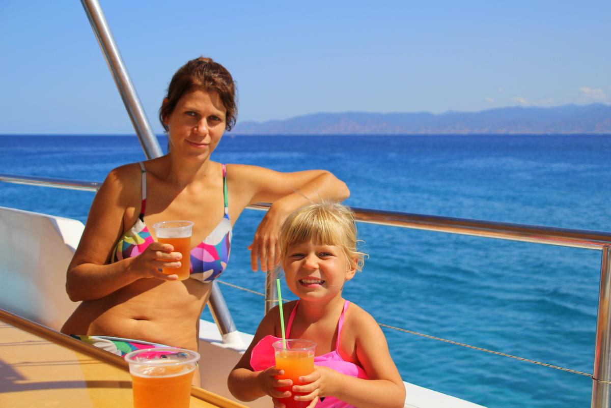Cypr - idealne miejsce na urlop z dzieckiem
