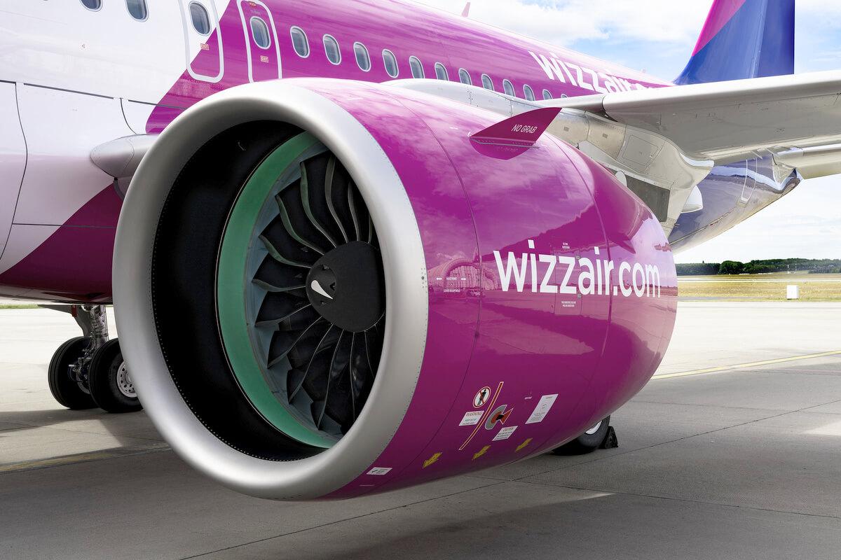 Airbusy A320 pozwalają Wizz Air na większa oszczędność paliwa