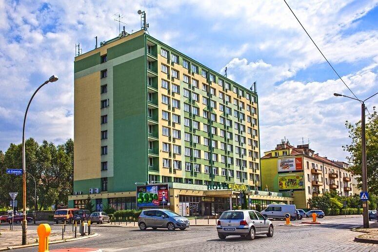 Rusza izolatorium w hotel Wieniawa we Wrocławiu