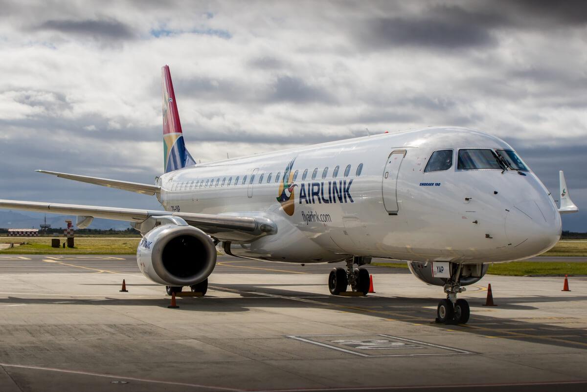 Airlink bedzie współpracować z Emirates