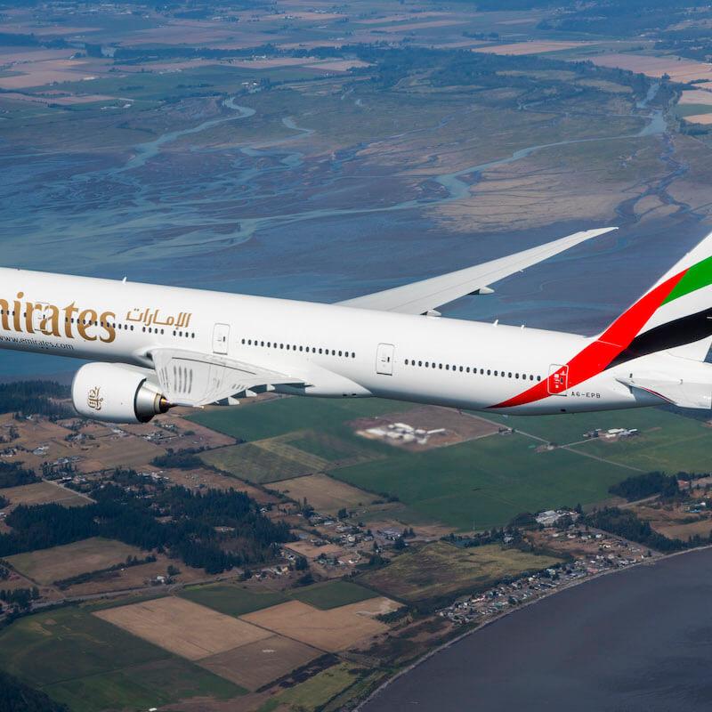 Emirates do Budapesztu Bolonii