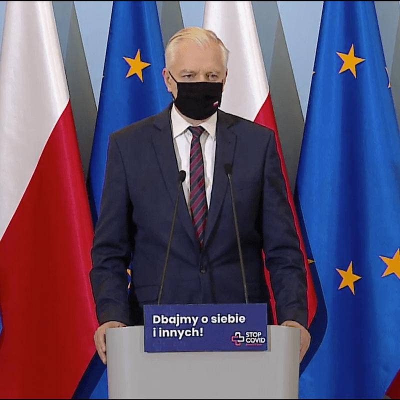 Jarosław Gowin turystyka