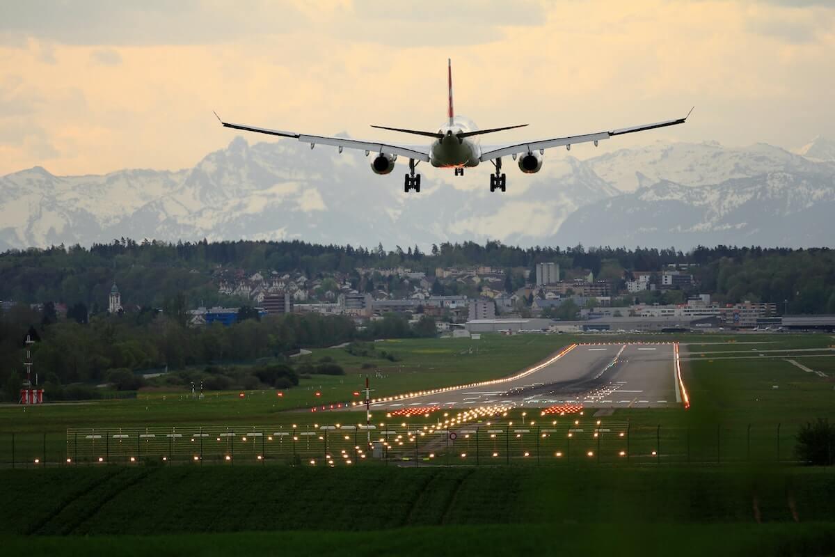 Pas startowy w Zurichu
