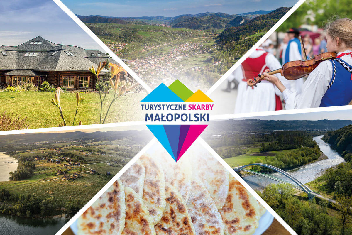 Poznaliśmy Turystyczne Skarbu Małopolski