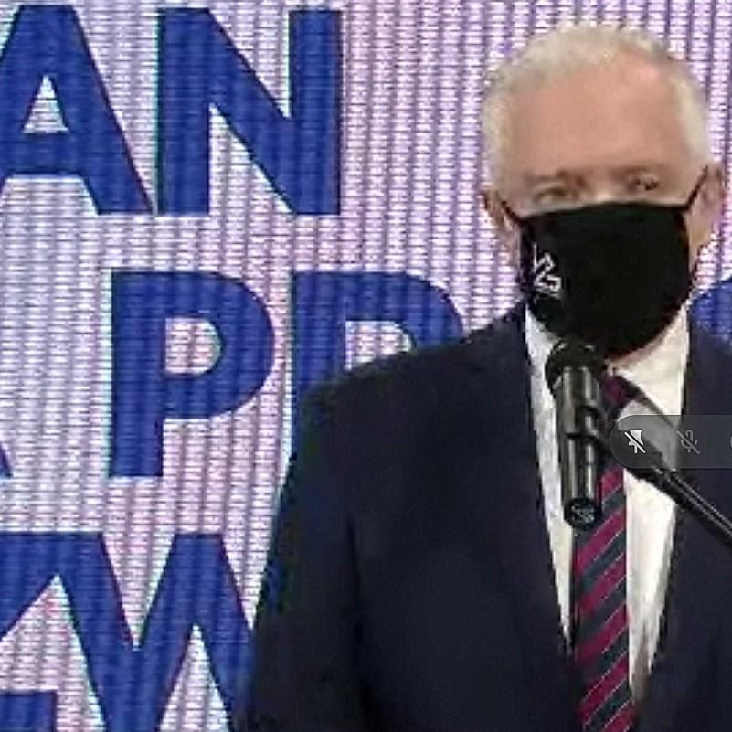 Konferencja prasowa Jarosława Gowina