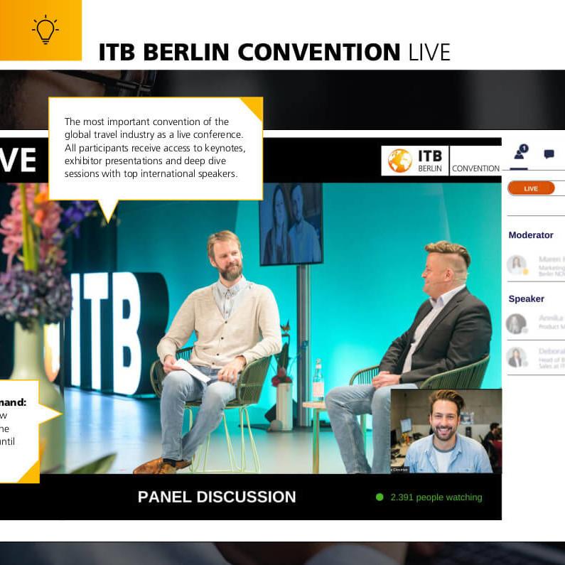 ITB Berlin Now / fot. ITB
