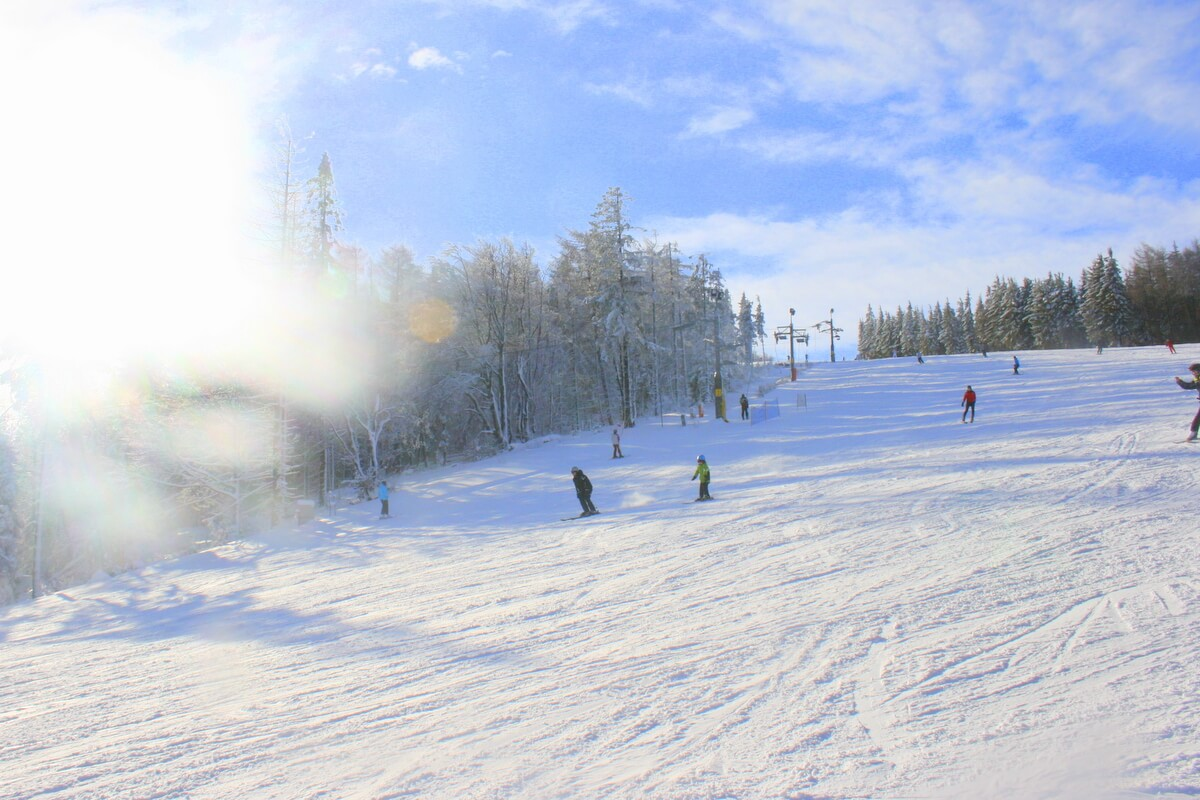 Stacjom narciarskim grozi katastrofa