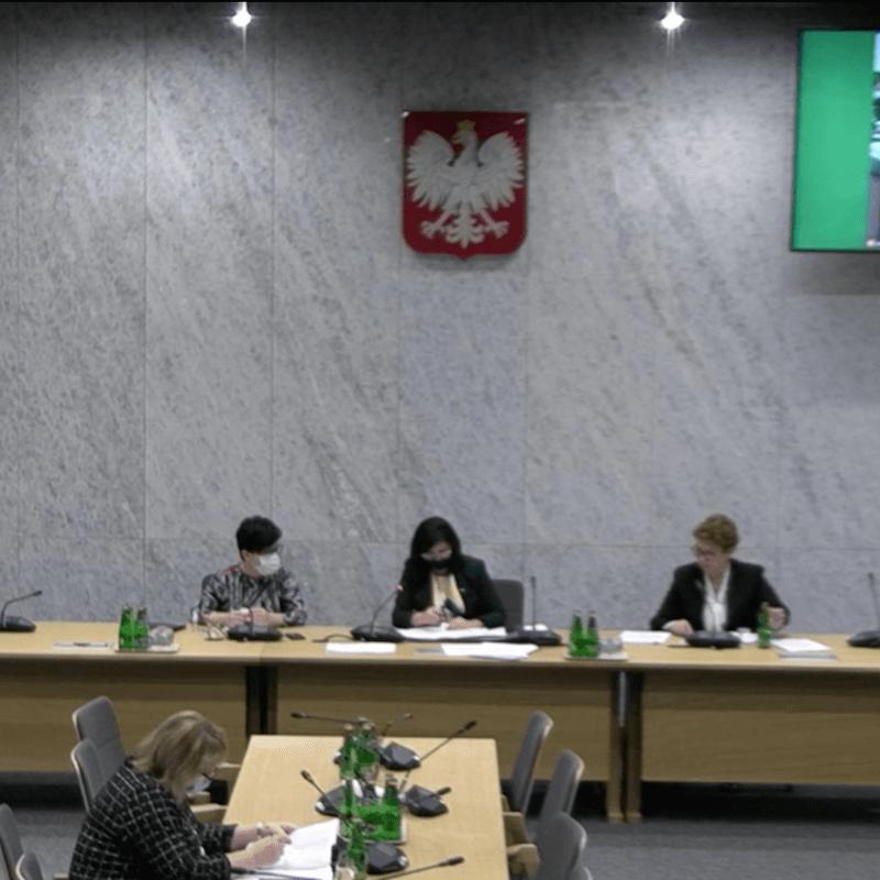 Sejmowa Komisja Polityki Społecznej i Rodziny