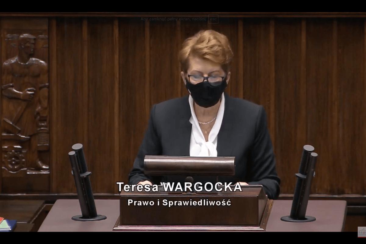 Sejm ustawa postojowe ZUS