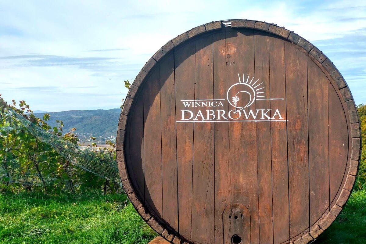 Winnica Dąbrówka