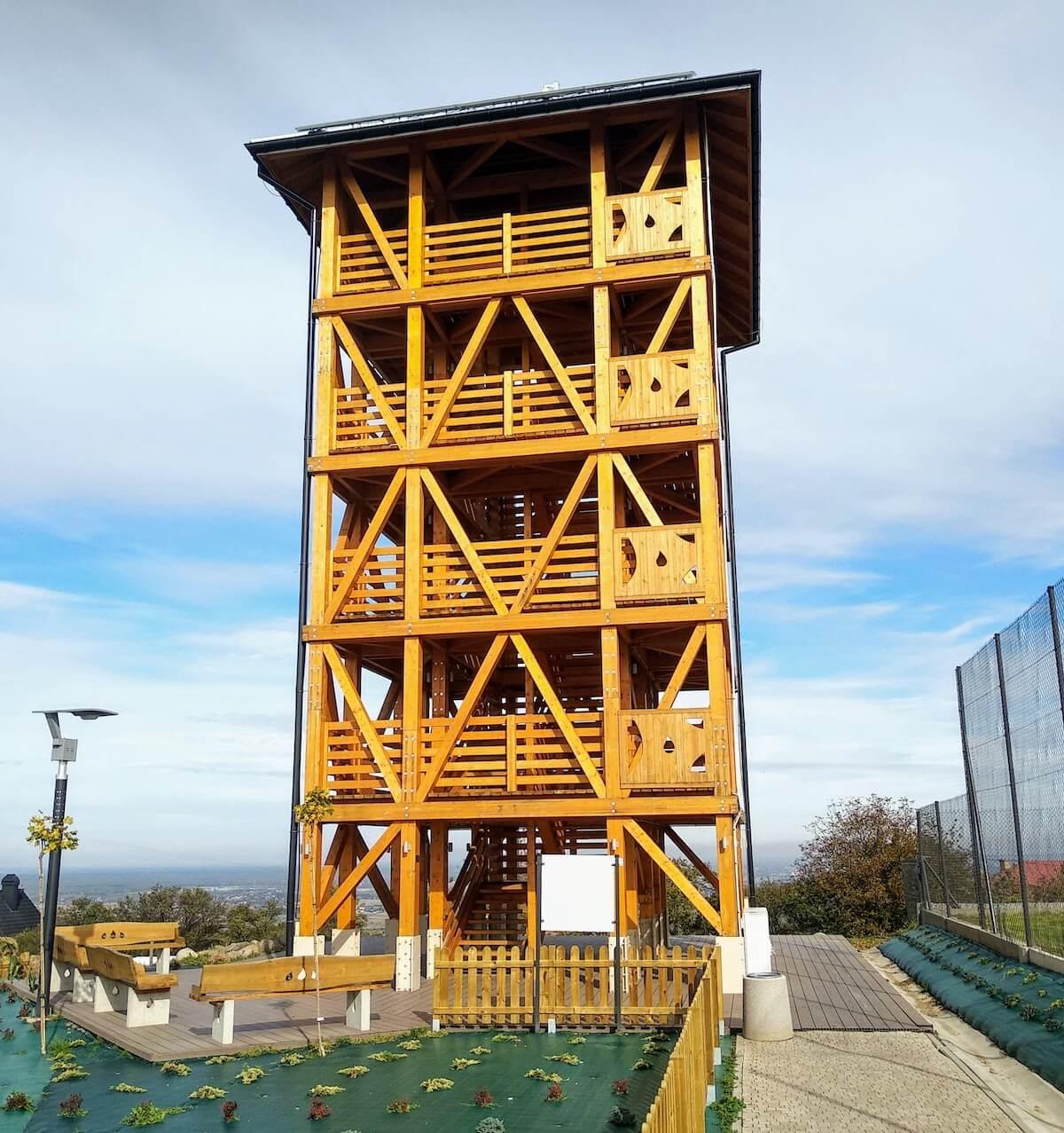 Wieża widokowa Tarnów