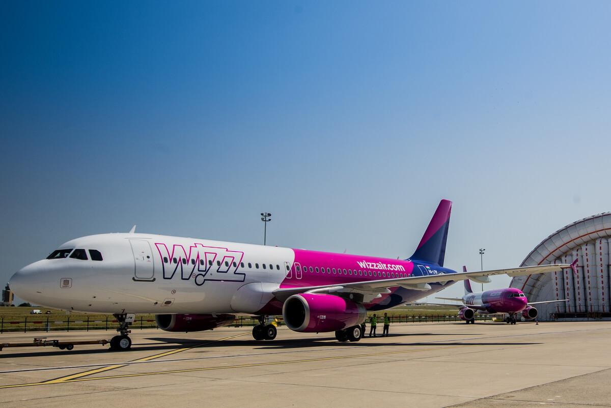 Wizz Air rozszerza siatkę połączeń z Polski