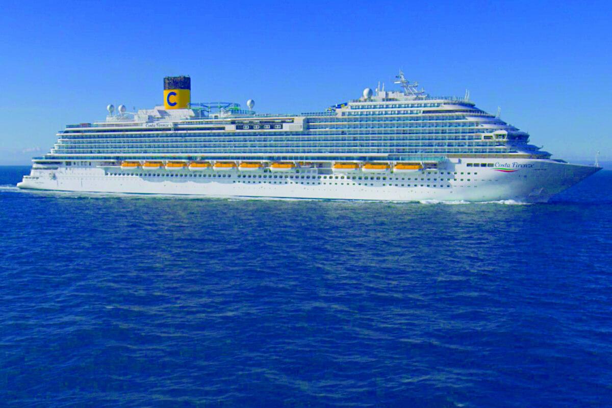 Nowy wycieczkowiec we flocie Costa Cruises