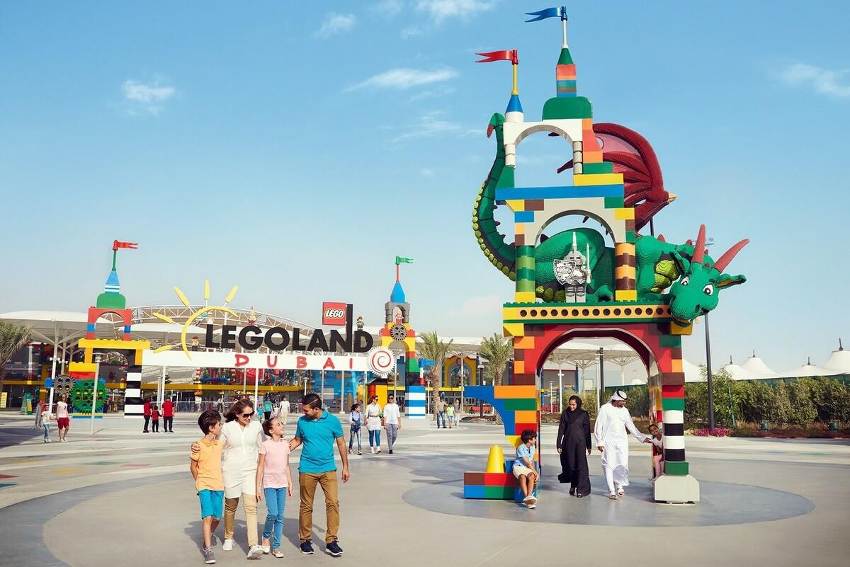 Kolejny park rozrywki w Dubaju ponownie otwarty