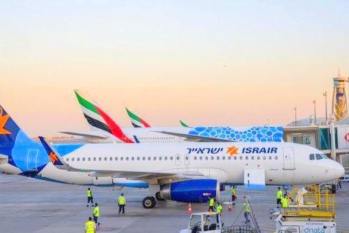 Israir zadebiutował na trasie do Dubaju