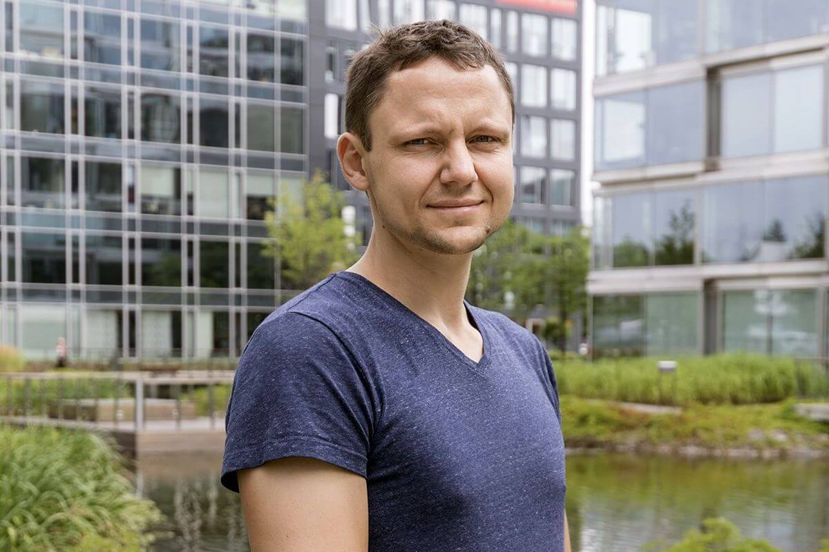 Marcin Dymnicki TUI