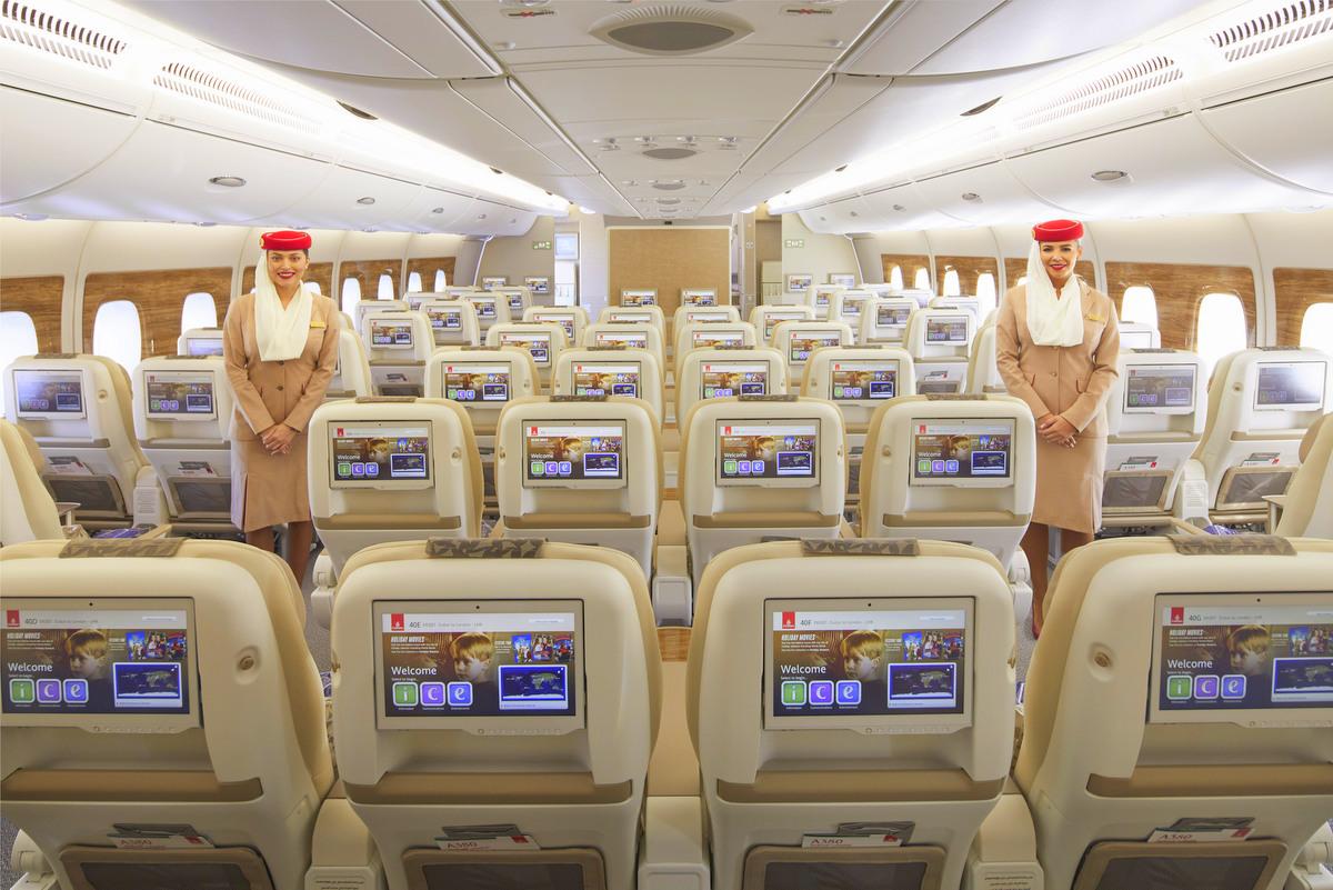 Będzie wygodniej w klasie ekonomicznej premium Emirates
