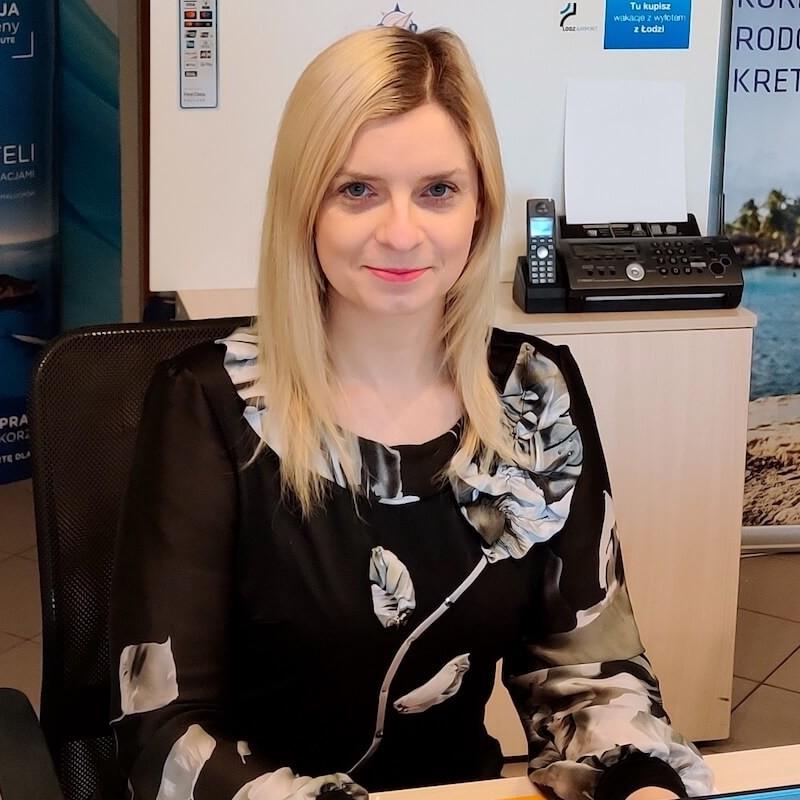 Anna Michalec, Turkus Travel z Koluszek