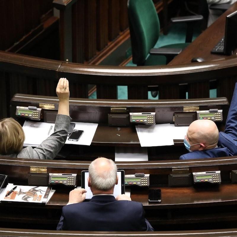 Głosowanie nad poprawkami do