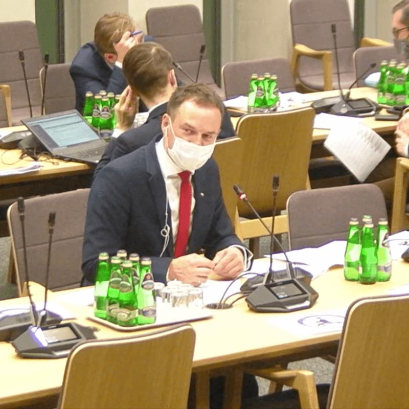 Posiedzenie sejmowej komisji w sprawie tarczy 6.0