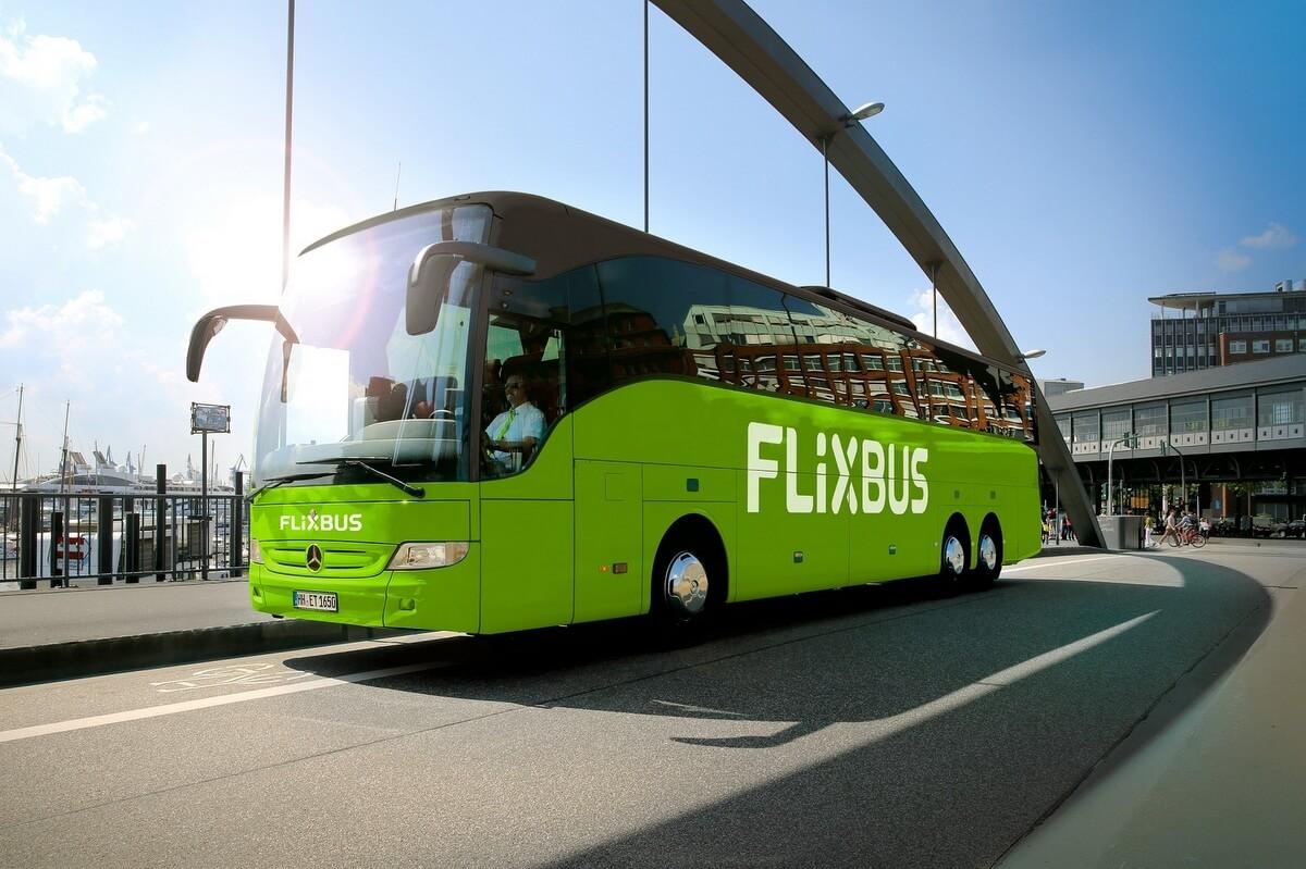 FlixBus- rok 2020 o 50 proc. gorszy