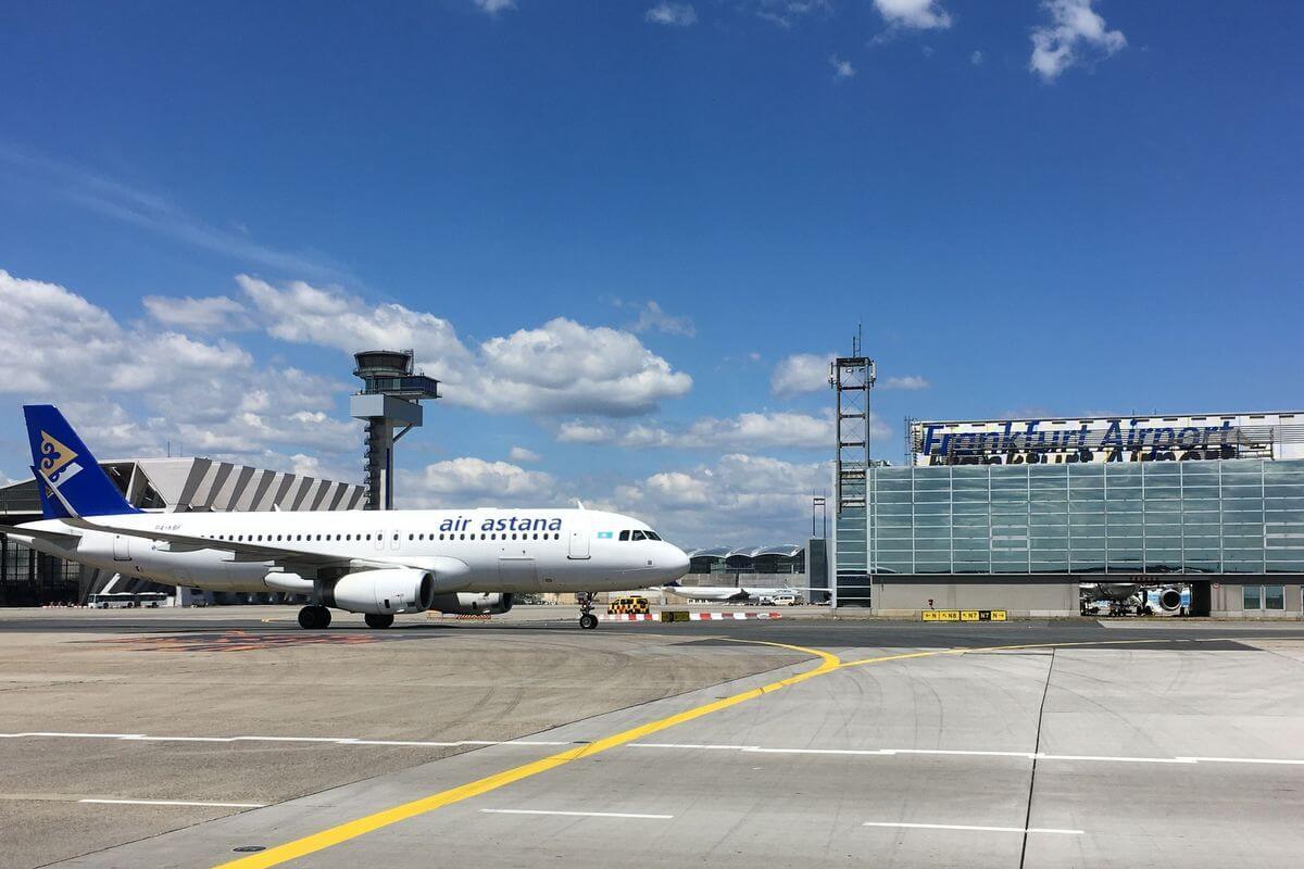 Air Astana poleci z Frankfurtu do zachodniego Kazachstaniu