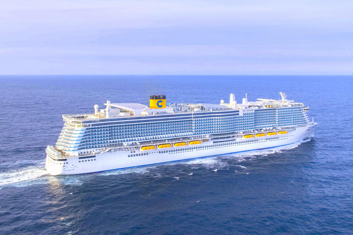 Wycieczkowce Costa Cruises gotowe do rejsów