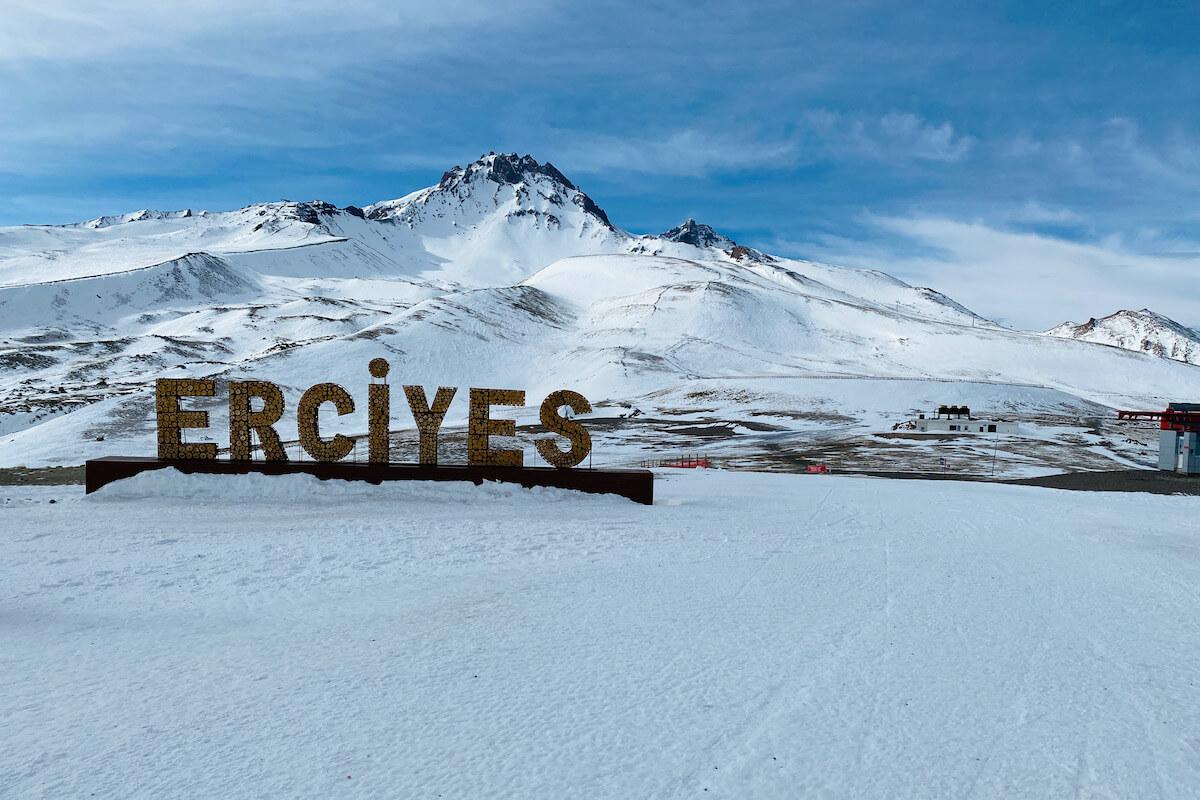 narty w Turcji Erciyes