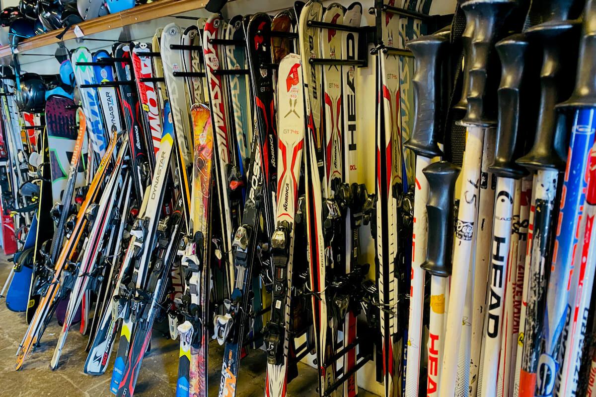Erciyes wypożyczalnia nart