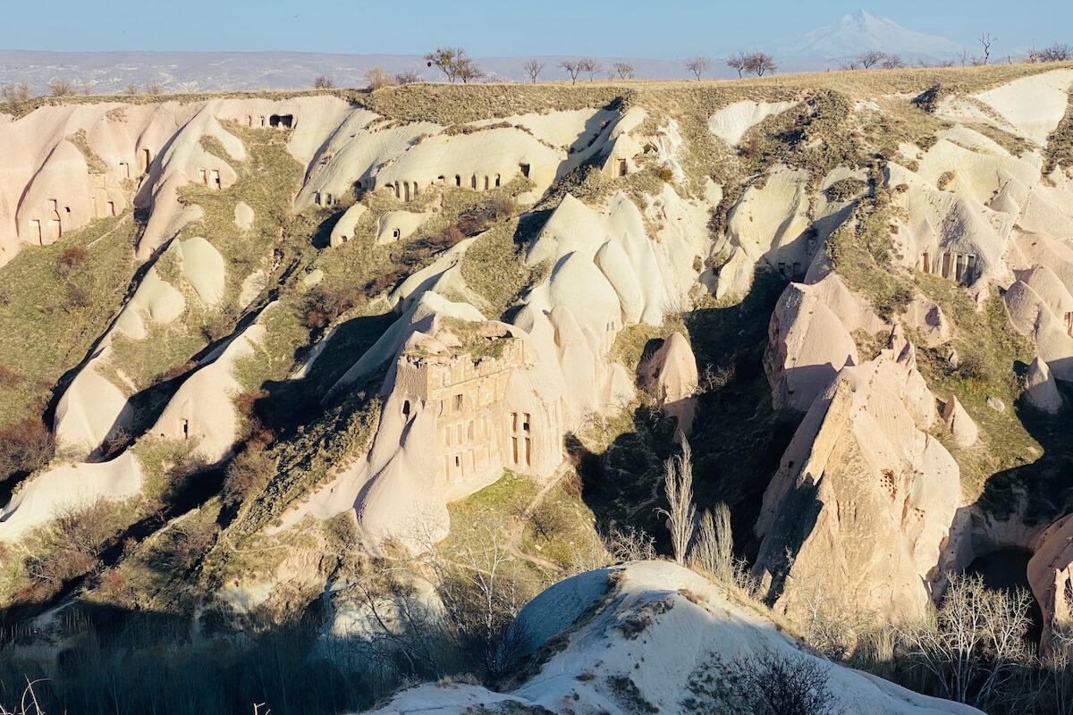 Dolina Gołębi Kapadocja Turcja