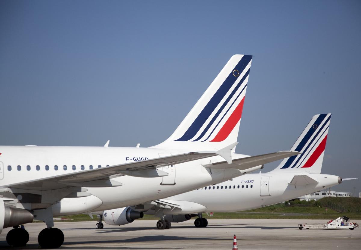 Air France ogłosił letni rozkład lotów
