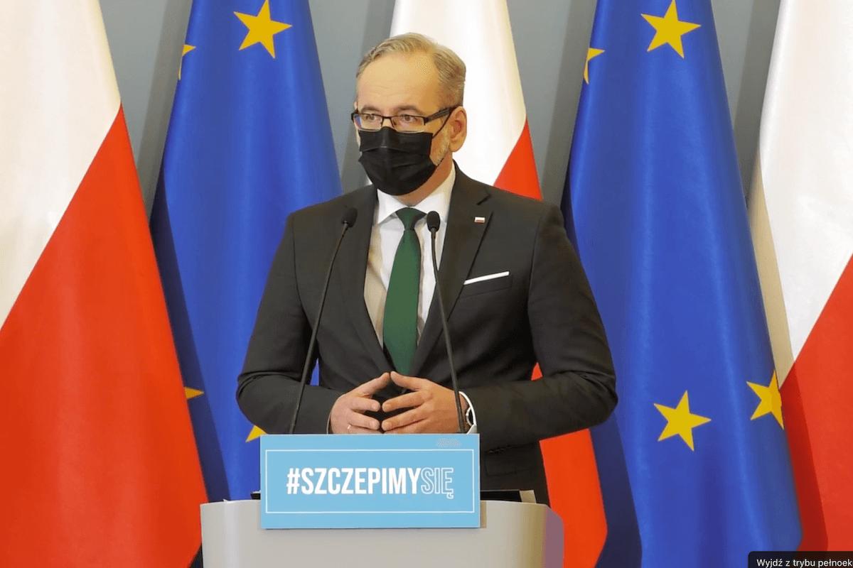 lockdown in Poland