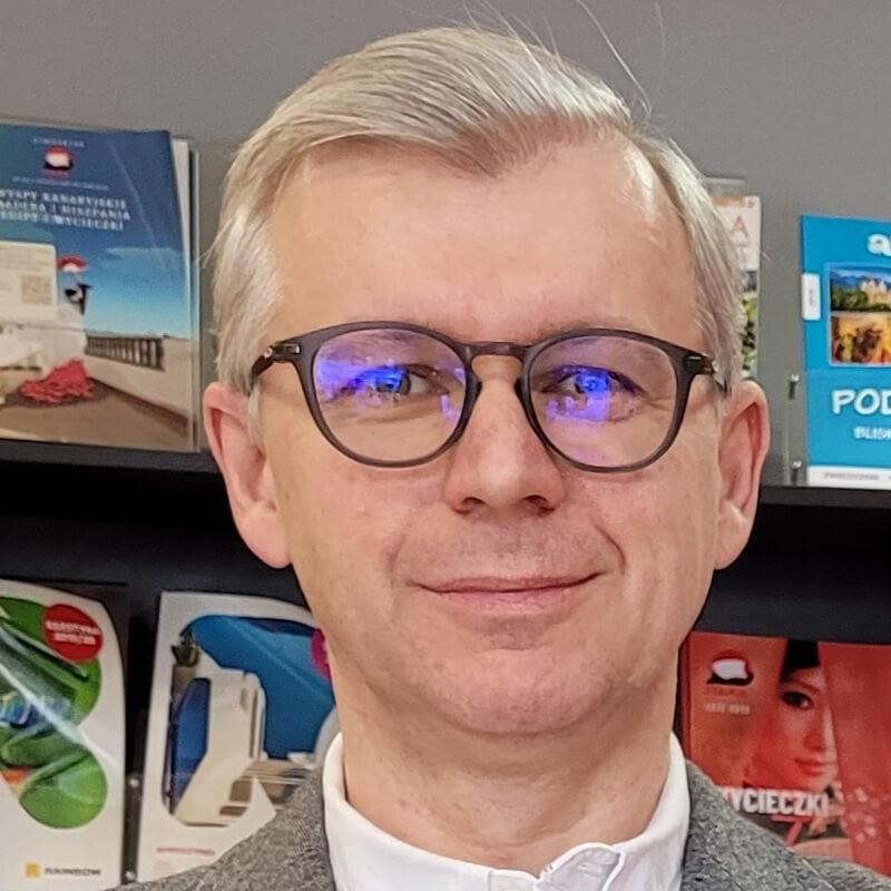 Marcin Wujec, prezes OSAT