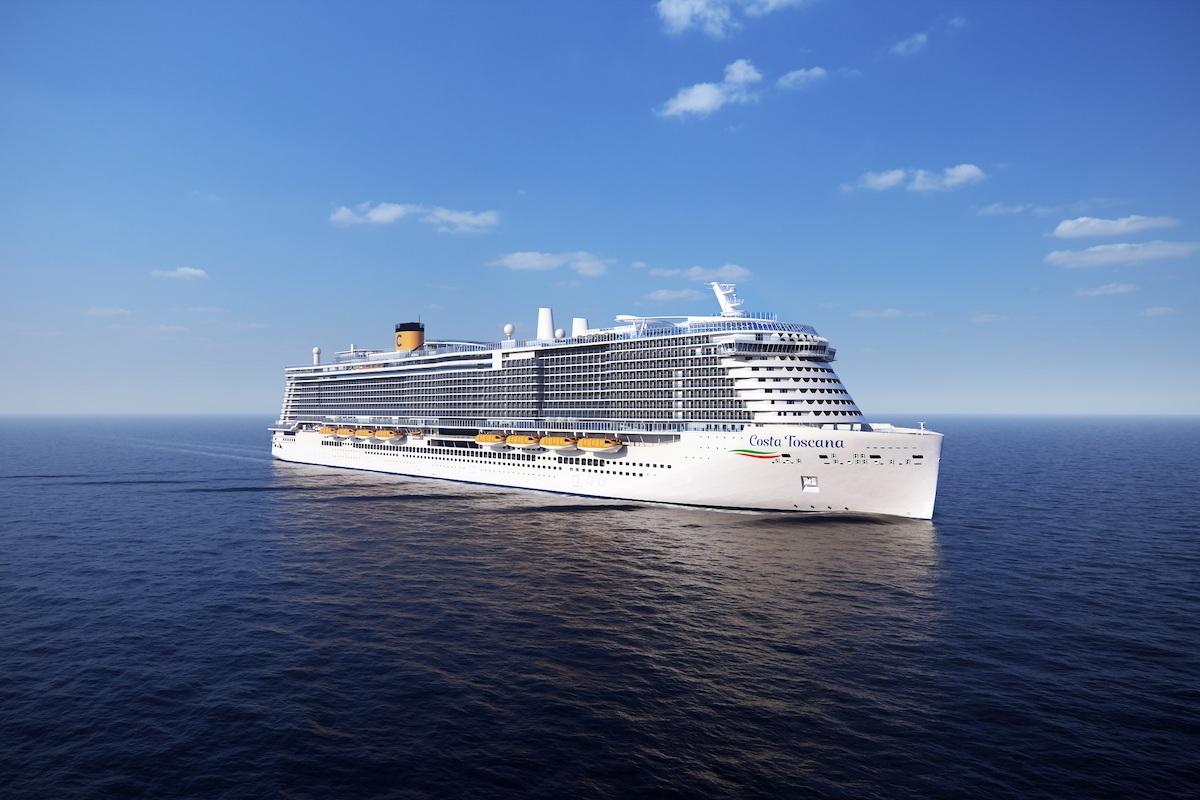 Costa Cruises planuje sezon 2022/23