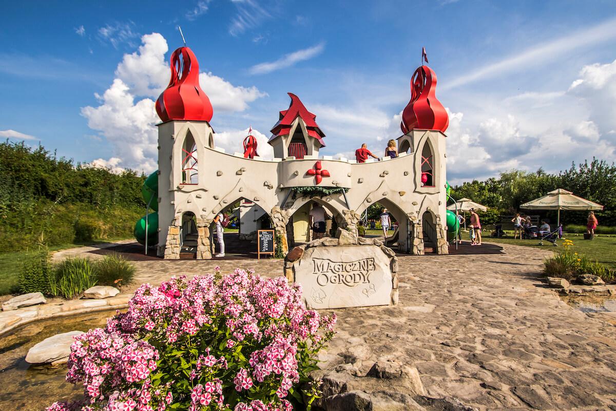 Magiczne Ogrody atrakcją turystyczną Lubelszczyzny
